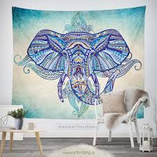 Wall Tapestry Hippie Bedroom Bohemian Tapestry Elephant Wall Tapestry Hippie Tapestry Wall