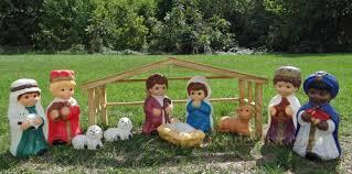 outdoor nativity sets yonderstar