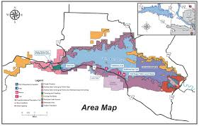 Ar Map Watershed Maps Central Arkansas Water
