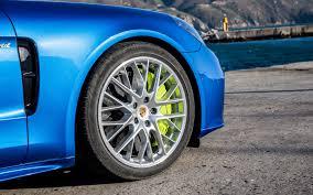 porsche electric 2018 2018 porsche panamera 4 e hybrid performance efficiency and