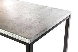 zinc table tops for sale zinc top table brokenshaker com