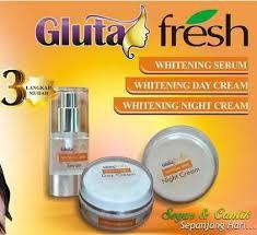 Gluta Fresh gluta fresh diracik secara khusus untuk menjaga kulit dari