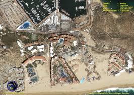 Cabo Map Quickbird Satellite Image Of Cabo San Lucas Satellite Imaging Corp