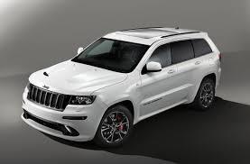 white jeep grand cherokee 2016 jeep grand cherokee srt cool modification autocar pictures