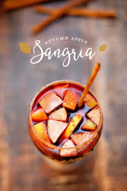 thanksgiving beverage autumn apple sangria with cinnamon u0026 apple cider apple sangria