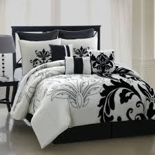 Damask Print Comforter Vikingwaterford Com Page 161 Simple Guest Room With Modern Navy