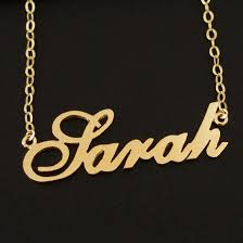 Custom Necklace Name Necklaces Personalized Bracelets Custom Necklace