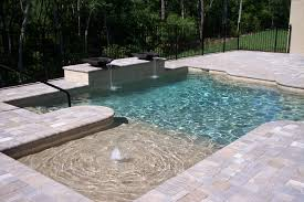 Small Backyard Pool by Backyard Backyards Pool Pools I Like The Small Shallow Area