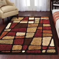 Multi Colored Area Rug Bright Multi Color Area Rugs The Best Rugs