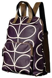 orla kiely orchid backpack from cape cod by weekend u2014 shoptiques