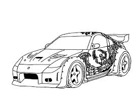 coloring pages drifting cars 100 ideas dk coloring pages on gerardduchemann