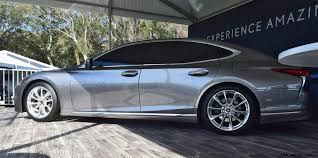 lexus ls interior 2018 design analysis 2018 lexus ls500 at amelia island concours 23
