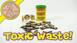 where to buy candy toxic waste candy and yellow bank with bonus stickers