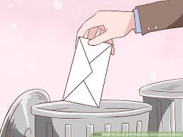 how to cope with receiving anonymous letters 10 steps
