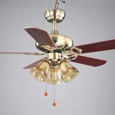 Retro Ceiling Fans by Aliexpress Com Buy 42inch European Style Retro Ceiling Fan Lamp