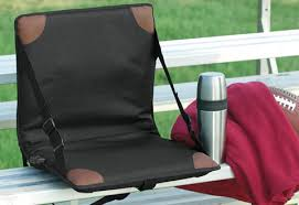 heated massaging stadium cushion sharper image