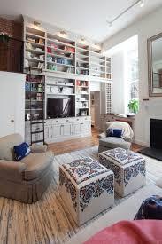 Ceiling Bookshelves by Fireplace Bookshelves Design Ideas