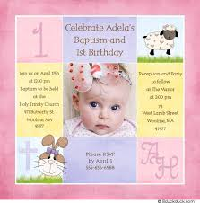 baptism and first birthday invitations stephenanuno com