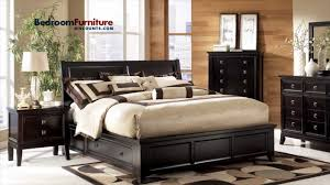 Furniture Bedroom Sets 2015 Ashley Martini Suite Platform Storage Bedroom Set Youtube