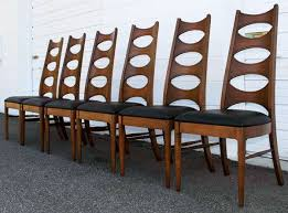 Mid Century Dining Room Chairs by Mid Century Modern Dining Chairs Fpudining