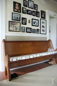 entryway bench cushion images
