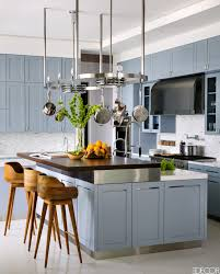 modern kitchen design pics 25 designer blue kitchens blue walls u0026 decor ideas for kitchens