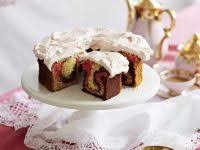 chocolate cherry marzipan marble cake recipe eat smarter usa