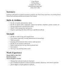 no experience resume template resume template no experience free templates work high school