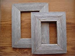 rustic photo frames home decor
