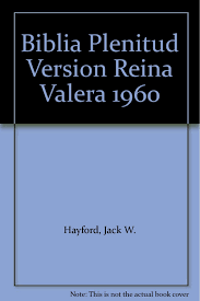 biblia plenitud version reina valera 1960 jack w hayford amazon