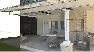 Sunpak Patio Heaters by How To Place Flush Mount Electric Heaters In An Existing Patio And