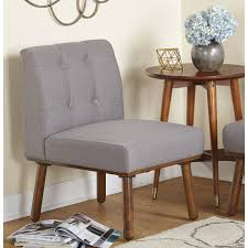 Armless Accent Chair Simple Living Playmate Armless Accent Chair N A Free Shipping