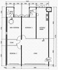 floor plans for ubi avenue 1 hdb details srx property