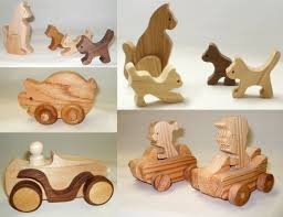 englishman gary wisbey makes handcrafted wood toys to sell