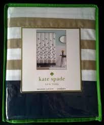 Kate Spade Striped Shower Curtain Croscill Laviano Aqua Shower Curtain On Popscreen