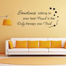 Quotes For Home Decor by High Quality Friend Quotes Promotion Shop For High Quality