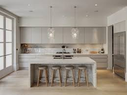 white and grey kitchen 40 romantic and welcoming grey kitchens for your home