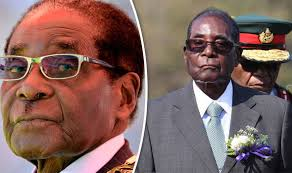 where is robert mugabe going to seek refuge after falling from