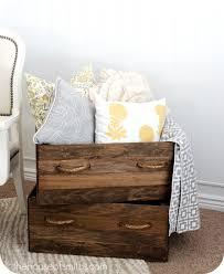 Wooden Crate Nightstand 10 Trendy Ways To Repurpose Wooden Crates Tip Junkie