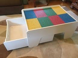 duplo table with storage duplo kids play table with storage drawer made by kidkraft