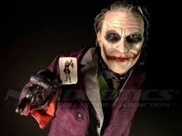 halloween costumes joker dark knight sideshow u0027s joker premium format figure u201cahead of the curve