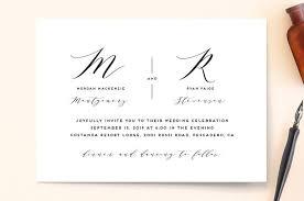 monogram wedding invitations monogram wedding invitations monogram wedding