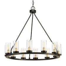 french country bronze amber art glass kitchen island bronze chandeliers lighting the home depot