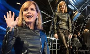 darcey bussell earrings strictly strictly come s darcey bussell wears leather at christmas
