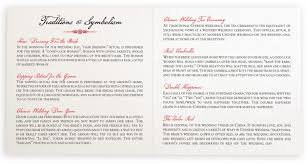 wedding day program happiness and wedding and ceremony
