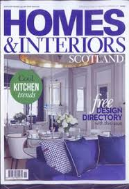 homes and interiors homes and interiors scotland magazine subscription buy at