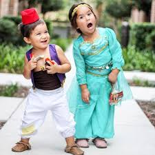 Cute Ideas For Sibling Halloween Costumes Cute Ideas For Sibling Halloween Costumes 52 Cute Ideas For