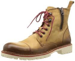 bunker job men u0027s boots brown camel shoes bunker shoes warranty usa