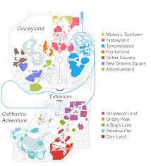 Disney Monorail Map Don U0027t Waste Your Time At Disneyland Here U0027s How To Avoid The Lines