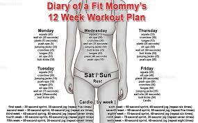 10 week no home workout plan that burns guaranteed